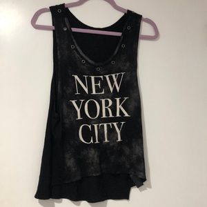 New York City Tank, Size: M